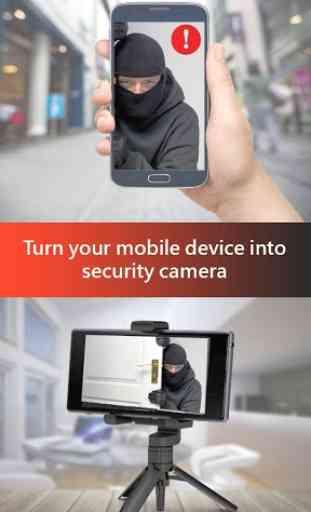 Home Security Camera - Home Eye 1
