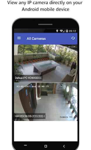 IP Camera Monitor – Video Surveillance Monitoring 2