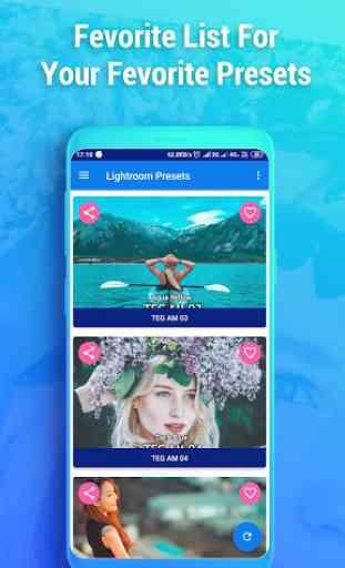Presets For Lightroom | LR Mobile Presets 4