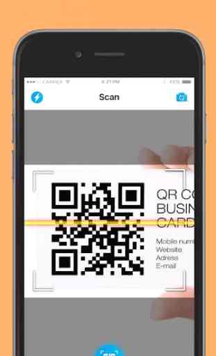 QR code reader - QR code & barcode scanner 1