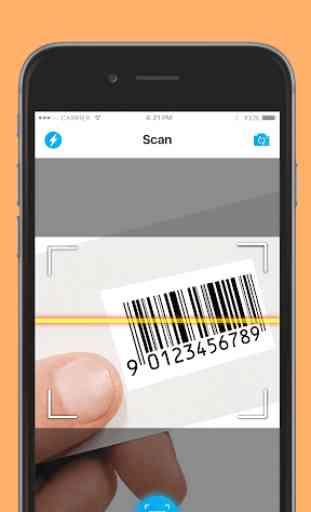 QR code reader - QR code & barcode scanner 2