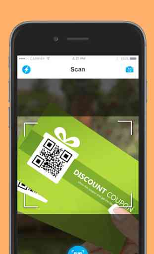 QR code reader - QR code & barcode scanner 3