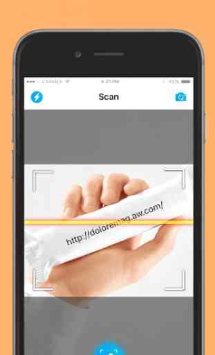 QR code reader - QR code & barcode scanner 4