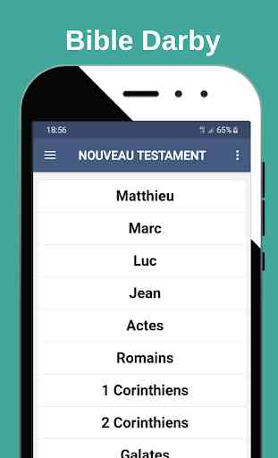 Sainte Bible Darby en Français 2