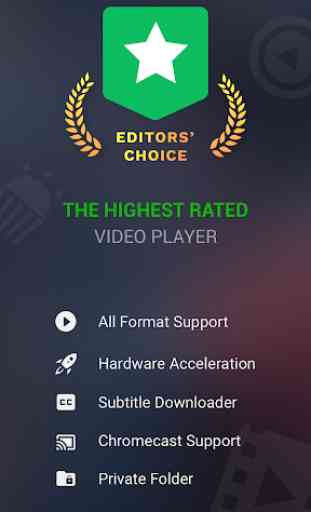 Video Player All Format - XPlayer 1