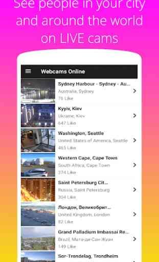 Webcams Online: Earth LIVE Video Cam, IP TV Camera 1