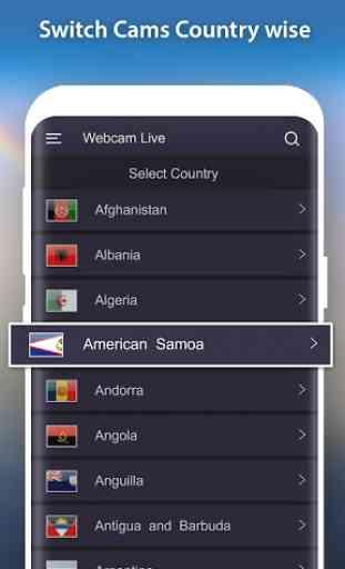 World Live Camera Viewer : Webcam, Earth cam 3