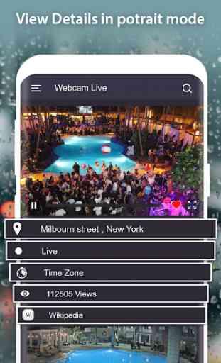 World Live Camera Viewer : Webcam, Earth cam 4