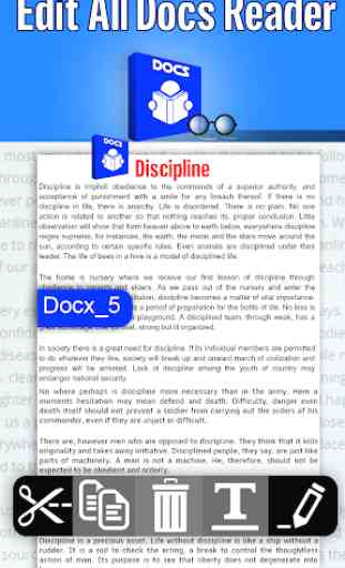 All Documents Reader And Documents Viewer 3