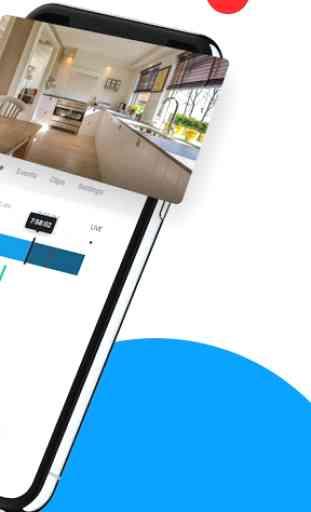 Angelcam: Cloud Camera Viewer - Home Security app 2
