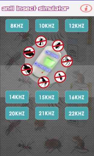 Anti Insects Repellent Sound Simulator 1