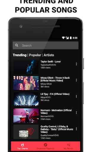 Free Music & Videos - Music Player for YouTube 1
