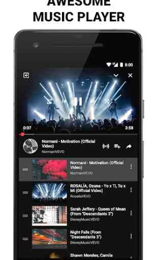 Free Music & Videos - Music Player for YouTube 3