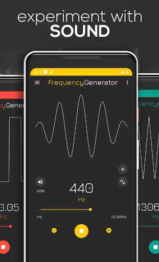 Frequency Sound Generator 1