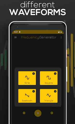 Frequency Sound Generator 4