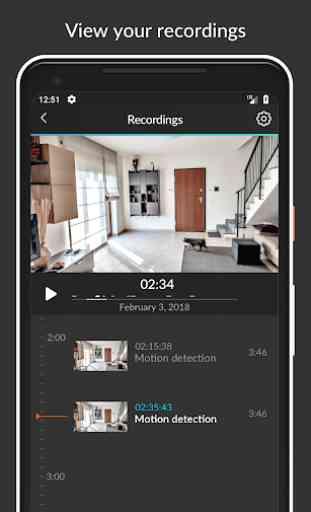 HomeWizard Cameras 1