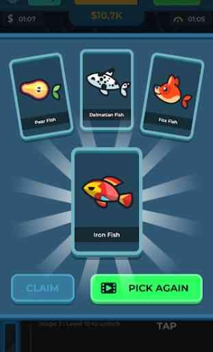 Idle Fish Aquarium 1