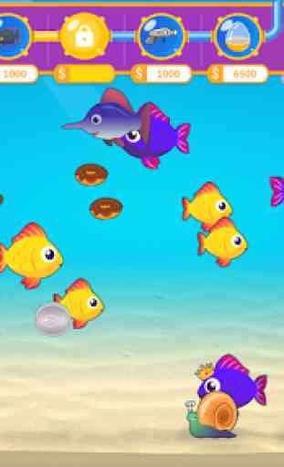 Insane Aquarium Duluxe - Feed Fish! Fight Alien! 1