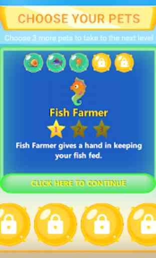 Insane Aquarium Duluxe - Feed Fish! Fight Alien! 2