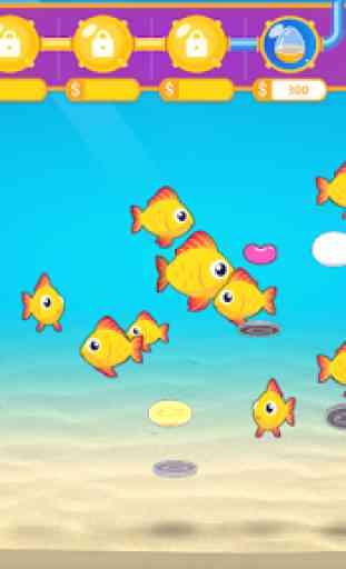 Insane Aquarium Duluxe - Feed Fish! Fight Alien! 4