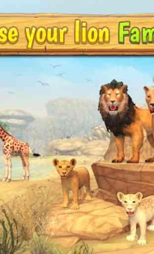 Lion Family Sim Online image 1
