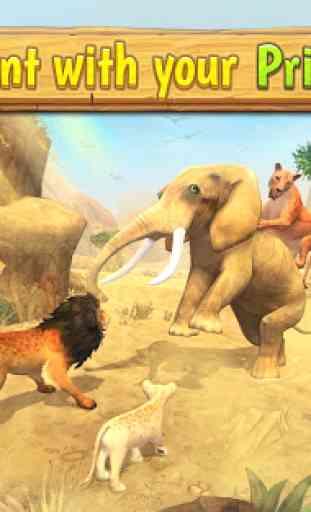 Lion Family Sim Online image 2