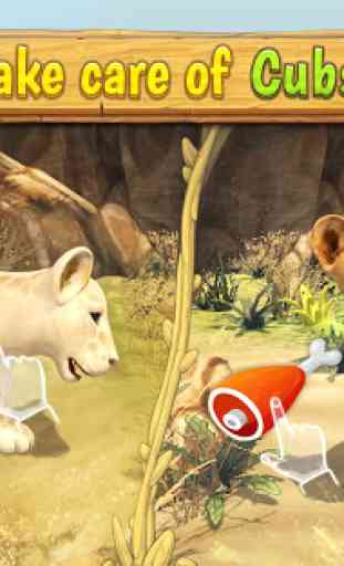 Lion Family Sim Online image 4