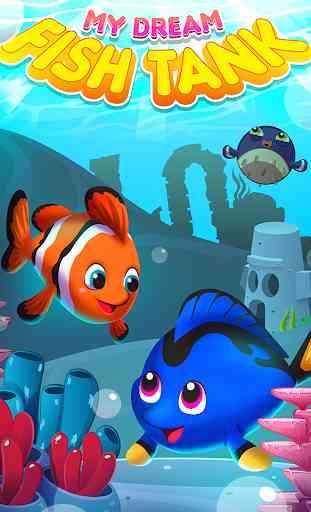 My Dream Fish Tank - Your Own Fish Aquarium 1