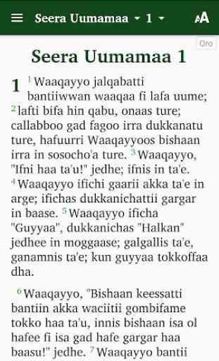 Oro Amharic Bible 1