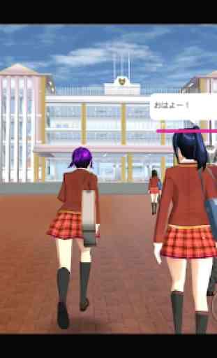 SAKURA School Simulator 1