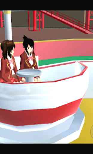 SAKURA School Simulator 4