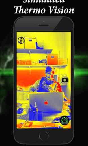 Thermal Night Vision image 2