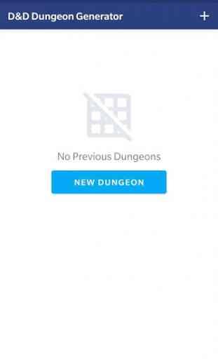 D&D 5e Dungeon Generator 1