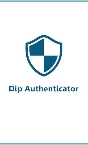 Dip Authenticator 1