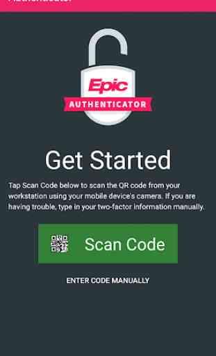 Epic Authenticator 1