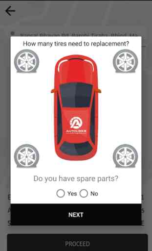 Roadside assist App 4