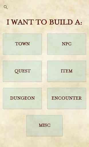 RPG Generator 1