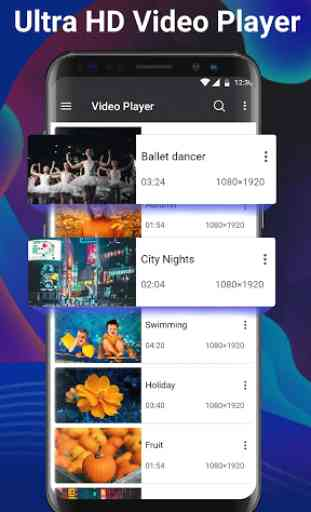 Video Player Pro - Full HD & All Formats& 4K Video 4