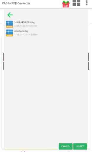 Autocad to PDF Converter 1