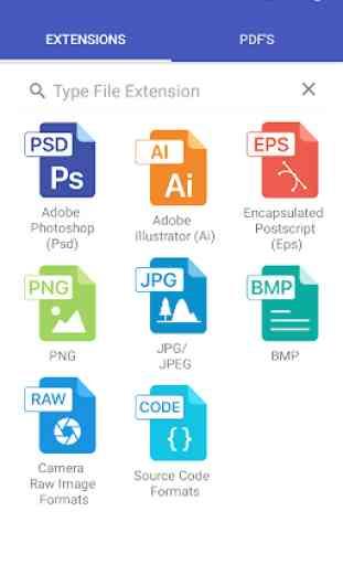File to PDF Converter(Ai, PSD, EPS, PNG, BMP, Etc) 1
