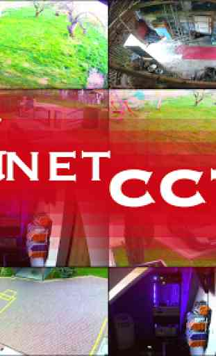 GNet CCTV - IP Camera Viewer 1