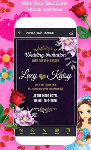 Invitation Maker, Greeting Card Maker image 2