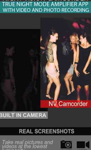 Night Mode Camera image 1