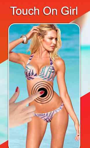 Touch On Girl Simulator- Girl Body Scan Prank 2020 1