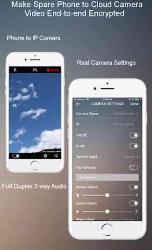 YouIPCams: IP Security Camera App 1
