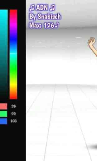 Your Dance Avatar 3