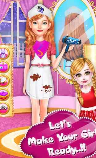 Fashion Hairstyle Salon 3