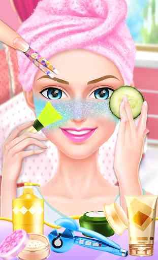 Hair Fashion Summer Girl Salon 4