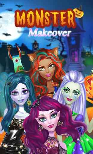 Monster Girl Makeover 3
