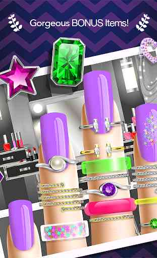 Nail Salon™ Manicure Girl Game 1
